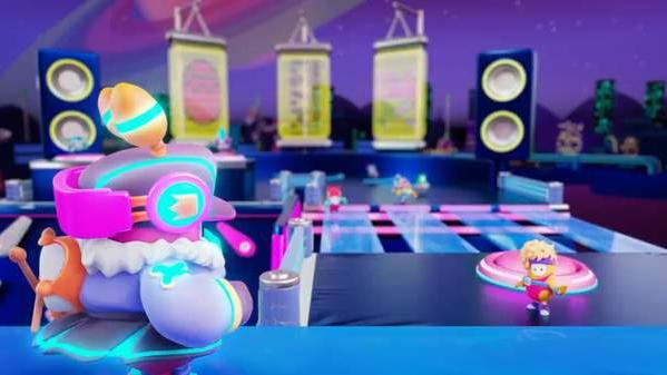 《糖豆人》第四赛季3月22日上线 流星加速器超低延迟免费试用